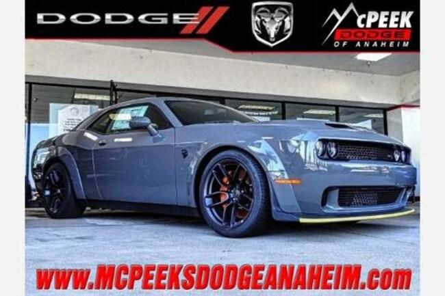 2019 Dodge Challenger SRT HELLCAT REDEYE Coupe