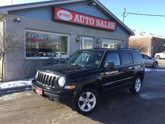 2012 Jeep Patriot SPORT  AS IS SUV