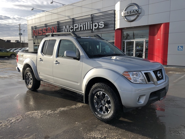 2015 Nissan Frontier PRO4-X - LOCAL TRADE / SUNROOF / NAVIGATION Truck