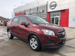 2015 Chevrolet Trax LS LOCAL ONE OWNER TRADE IN SUV
