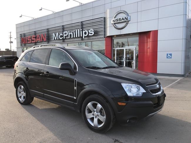 2012 Chevrolet Captiva LS  LOCAL ONE OWNER TRADE IN SUV