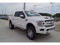2018 Ford TUSCANY FTX F150 Lariat 4x4 SuperCrew Lifted Truck