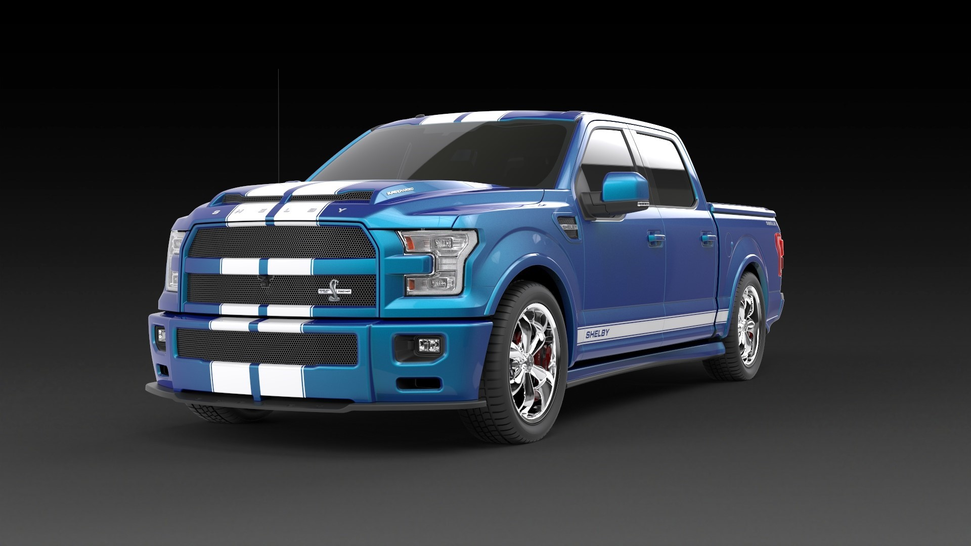 Shelby f150 trucks in merrillville