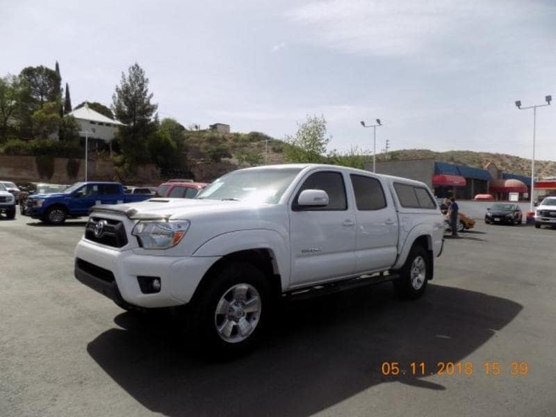 2013 Toyota Tacoma Base Crew Cab Short Bed Truck