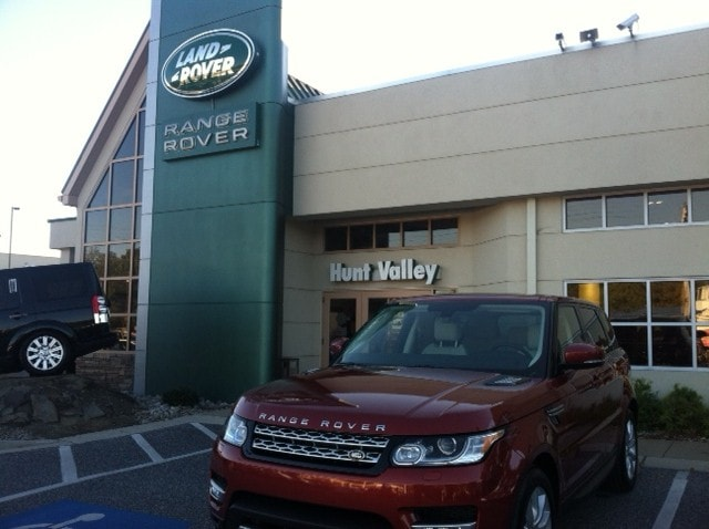 Land Rover Hunt Valley New Land Rover Used Car Dealer In - Land rover local dealer