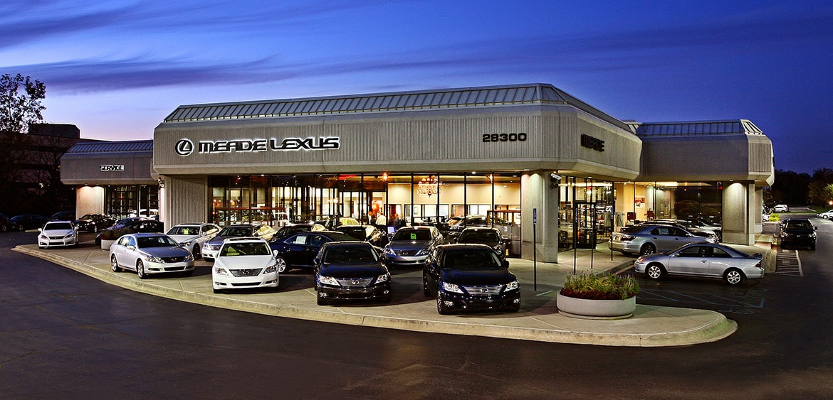 Welcome To Meade Lexus Of Southfield