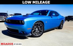 Used 2016 Dodge Challenger R/T Scat Pack Coupe in Fort Worth, TX