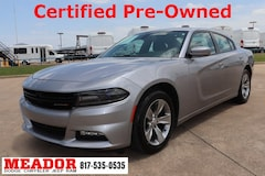 Used 2018 Dodge Charger SXT Plus Sedan in Fort Worth, TX