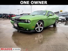 Used 2011 Dodge Challenger SRT8 Coupe in Fort Worth, TX
