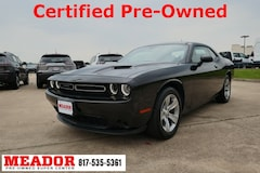 Used 2018 Dodge Challenger SXT Coupe in Fort Worth, TX