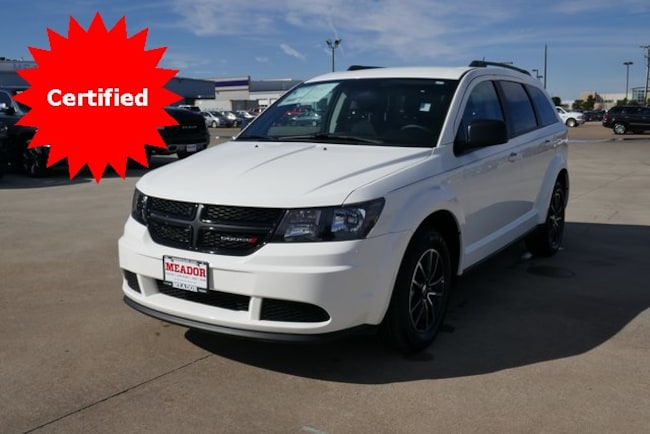 Used 2017 Dodge Journey SE SUV in Fort Worth, TX