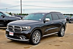 New 2019 Dodge Durango Citadel SUV for sale in Fort Worth, TX