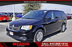 New 2018 Dodge Grand Caravan SE Minivan/Van for sale in Fort Worth, TX