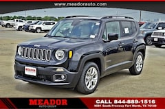 New 2018 Jeep Renegade Latitude FWD SUV for sale in Fort Worth, TX