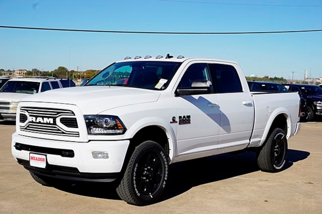 New 2018 Ram 2500 Laramie Truck Crew Cab for sale in Fort Worth, TX