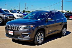 New 2019 Jeep Cherokee Latitude Plus SUV for sale in Fort Worth, TX