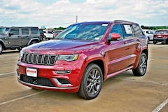 2018 Jeep Grand Cherokee Overland RWD SUV for sale in Fort Worth, TX