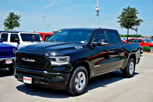 New 2019 Ram 1500 Big Horn/Lone Star Truck Crew Cab for sale in Fort Worth, TX