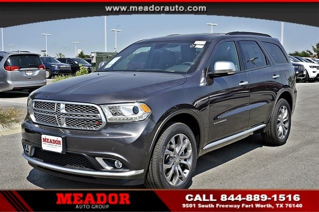 2018 Dodge Durango Citadel SUV for sale in Fort Worth, TX
