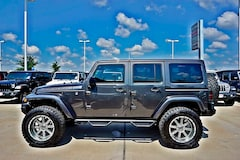 New 2018 Jeep Wrangler JK Unlimited Sport 4x4 SUV for sale in Fort Worth, TX