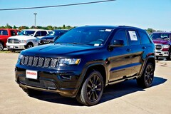 New 2019 Jeep Grand Cherokee Laredo SUV for sale in Fort Worth, TX