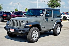 New 2018 Jeep Wrangler Sport 4x4 SUV for sale in Fort Worth, TX