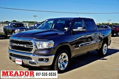 New 2019 Ram 1500 BIG HORN / LONE STAR CREW CAB 4X2 5'7 BOX Crew Cab 1C6RREFT1KN660704 in Fort Worth, TX