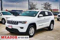 New 2019 Jeep Grand Cherokee LAREDO E 4X2 Sport Utility for sale in Fort Worth, Texas