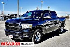 New 2019 Ram 1500 BIG HORN / LONE STAR CREW CAB 4X2 5'7 BOX Crew Cab 1C6RREFT3KN684910 in Fort Worth, TX