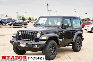 New 2019 Jeep Wrangler SPORT 4X4 Sport Utility for sale in Fort Worth, Texas
