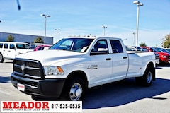 New 2018 Ram 3500 TRADESMAN CREW CAB 4X2 8' BOX Crew Cab for sale in Central Texas