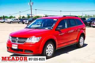 New 2019 Dodge Journey SE SUV for sale in Fort Worth, Texas