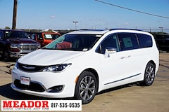 New 2019 Chrysler Pacifica LIMITED Passenger Van 2C4RC1GG1KR589060 in Fort Worth, TX
