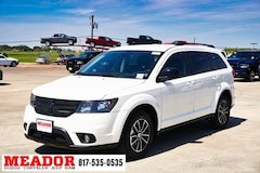 New 2019 Dodge Journey SE Sport Utility 3C4PDCBB2KT737869 in Fort Worth, TX