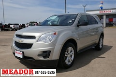 Bargain Used 2014 Chevrolet Equinox LS SUV in Fort Worth, TX