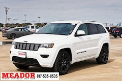 New 2019 Jeep Grand Cherokee ALTITUDE 4X2 Sport Utility 1C4RJEAG0KC705086 in Fort Worth, TX