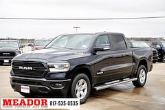 New 2019 Ram All-New 1500 BIG HORN / LONE STAR CREW CAB 4X2 5'7 BOX Crew Cab 1C6RREFG1KN706325 in Fort Worth, TX