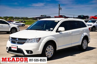 New 2019 Dodge Journey SE Sport Utility for sale in Fort Worth, Texas