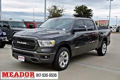 New 2019 Ram 1500 BIG HORN / LONE STAR CREW CAB 4X2 5'7 BOX Crew Cab 1C6RREFT3KN652877 in Fort Worth, TX