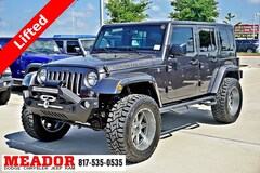 New 2018 Jeep Wrangler JK UNLIMITED GOLDEN EAGLE 4X4 Sport Utility in Fort Worth, TX
