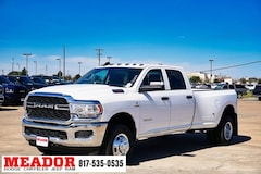 New 2019 Ram 3500 TRADESMAN CREW CAB 4X4 8' BOX Crew Cab for sale in Central Texas