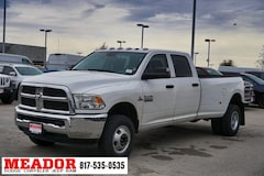 New 2018 Ram 3500 TRADESMAN CREW CAB 4X4 8' BOX Crew Cab for sale in Central Texas