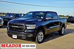 New 2019 Ram All-New 1500 BIG HORN / LONE STAR CREW CAB 4X2 5'7 BOX Crew Cab 1C6RREFT5KN666277 in Fort Worth, TX