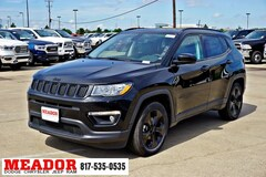 New 2018 Jeep Compass ALTITUDE FWD Sport Utility 3C4NJCBB6JT494159 in Fort Worth, TX