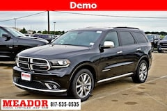 New 2019 Dodge Durango CITADEL ANODIZED PLATINUM RWD Sport Utility 1C4SDHET7KC534855 in Fort Worth, TX