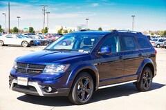 New 2019 Dodge Journey CROSSROAD Sport Utility 3C4PDCGBXKT707740 in Fort Worth, TX