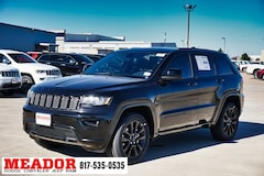 New 2019 Jeep Grand Cherokee ALTITUDE 4X2 Sport Utility for sale in Fort Worth, Texas