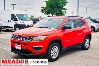 New 2019 Jeep Compass SPORT FWD Sport Utility for sale in Fort Worth, TX
