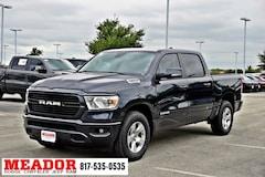 New 2019 Ram 1500 BIG HORN / LONE STAR CREW CAB 4X2 5'7 BOX Crew Cab 1C6RREFT5KN635207 in Fort Worth, TX
