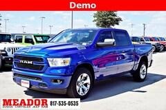 New 2019 Ram 1500 BIG HORN / LONE STAR CREW CAB 4X2 5'7 BOX Crew Cab 1C6RREFT4KN652872 in Fort Worth, TX